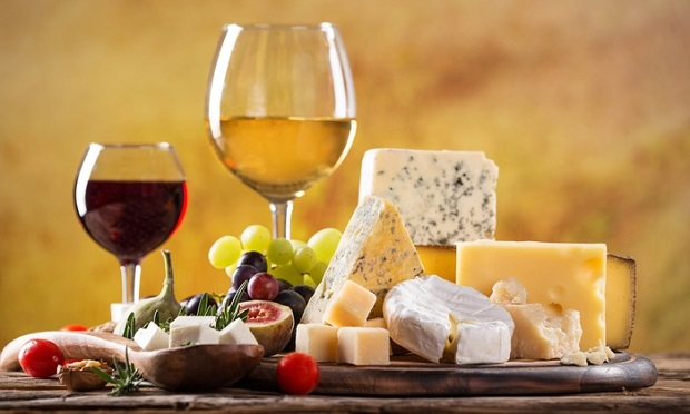 Cheese and Wine Pairing with Trips and Tracks
