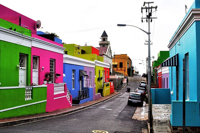Walk of the Bo Kaap with Trips and Tracks